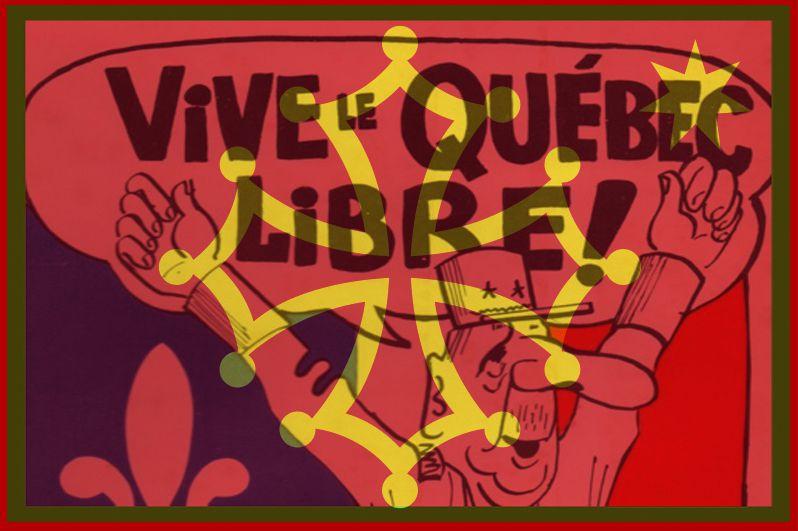 De Gaulle : Vive le Québec libre !