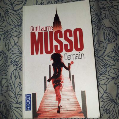 DEMAIN - GUILLAUME MUSSO