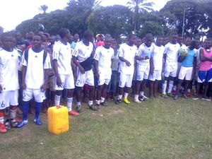 Renascimento do Uíge e Desportivo do Songo lideram campeonato provincial