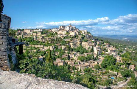 Gordes, un des plus beaux villages de France ...