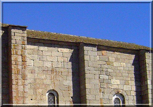 Diaporama église fortifiée de Prunières