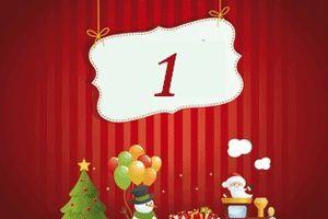 Echange de l'Avent 2012.... 1er décembre