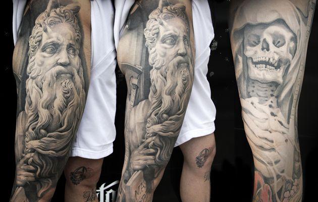 14 International Tattoo Expo Rome