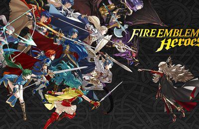 Fire Emblem Heroes : nouvelle mise à jour, les détails
