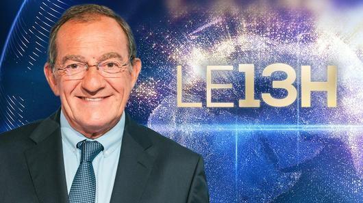Le JT du 13h de TF1 du 27 août