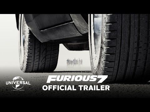 Buzz : Fast and Furious 7, le trailer officiel