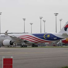 A350 MALAYSIA AIRLINES