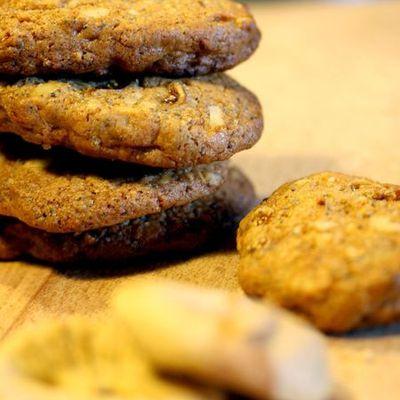 Cookies à la figue et aux noix pour un petit air d'automne