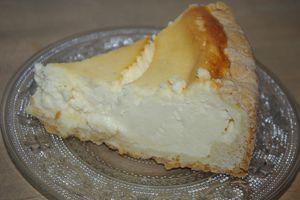 Cheesecake ashkénaze
