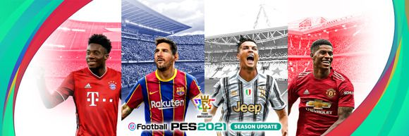 [ACTUALITE]  eFootball PES 2021 SEASON UPDATE - Désormais disponible