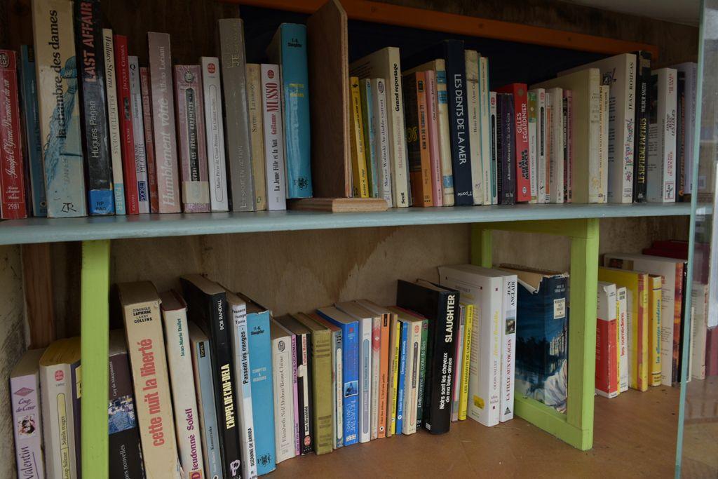 Faut-il d'autres boîtes à livres à Penhars ... et où les installer ?