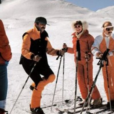 Tranche de vie: les week-end au ski
