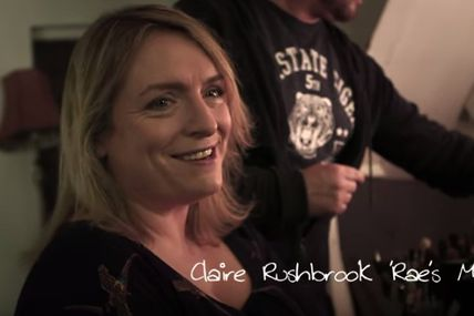 Claire Rushbrook