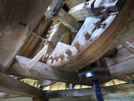 Le moulin Baron à Saint-Martin-des-Noyers (85140)
