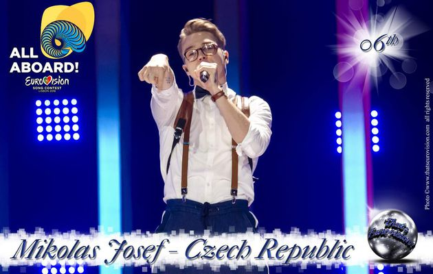 Czech Republic - Mikolas Josef - 6th All Aboard!