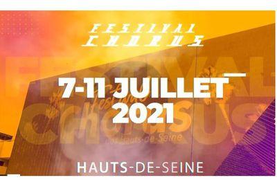 📌 Le Festival Chorus 2021 est reporté ...