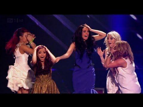 Le groupe Little Mix, vainqueur de X Factor UK 2011 (Vidéo).