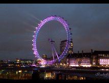 Londres, nouvel an 2013