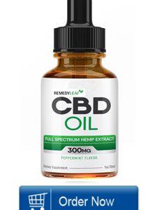 Remedy Leaf CBD Oil