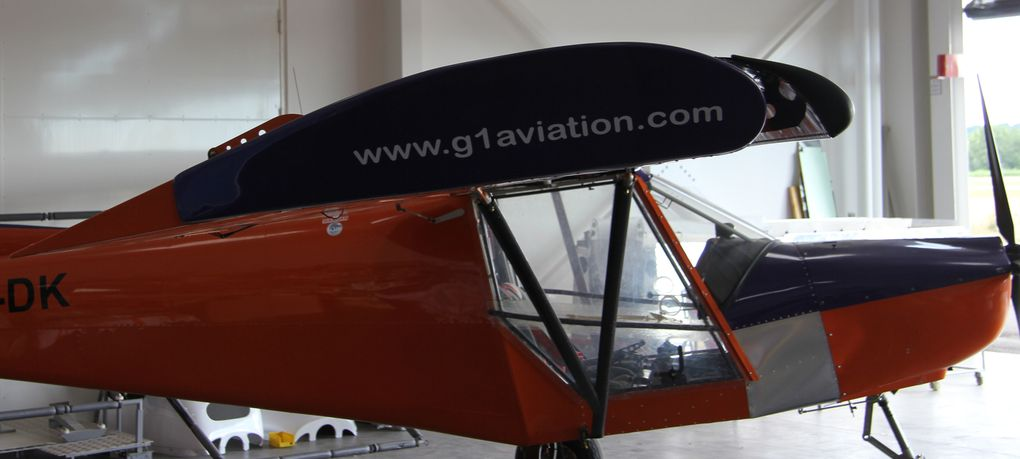 Quelques photos d'une visite fantastique des ateliers de G1 Aviation à Avignon.  A few pictures of a fantastic visit of the G1 Aviation workshops in Avignon, France.