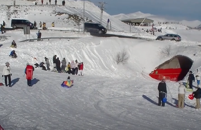 Pyrénées : un dimanche de Noël à Luchon-Superbagnères (vidéo)