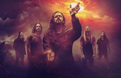 Chronique du nouvel album d'EVERGREY Escape the Phoenix