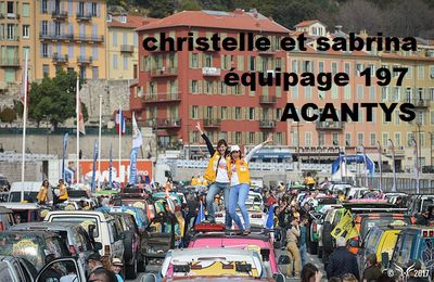 equipage 197 Acantys video et photos verification à nice le 19 mars 2017