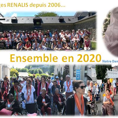 Spécial RENALIS 2020 : suivre prochainement notre PROGRAMME surprise!!!