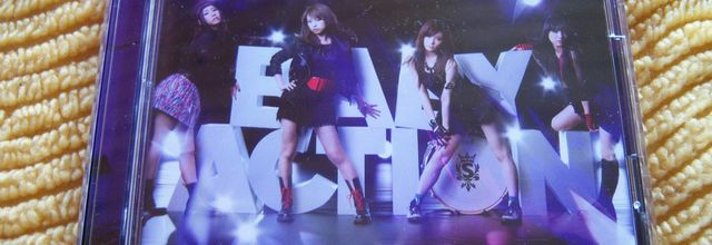 Baby Action - SCANDAL