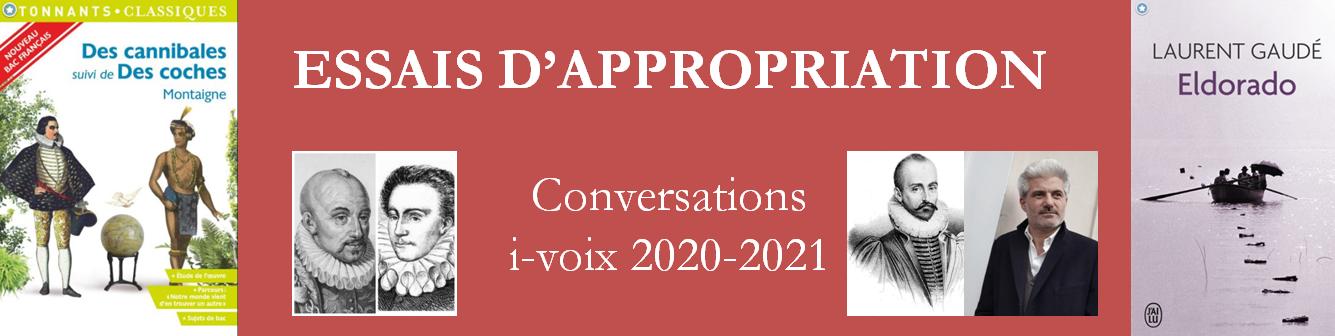 Essai de conversation par Victoire & Enora