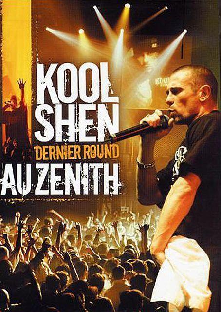 Kool Shen - Dernier round -Zénith) - le rap c'était mieux avant