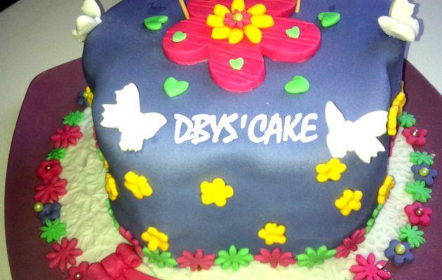 Gâteau Fête des mère