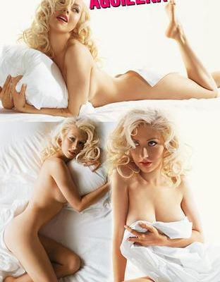 Christina Aguilera pose nue !