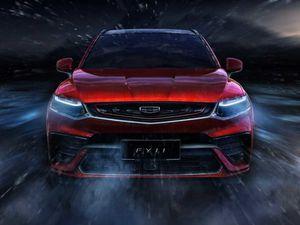 Geely FY11: le SUV chinois très prometteur!