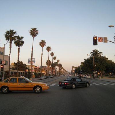La côte ouest de San Francisco à Los Angeles