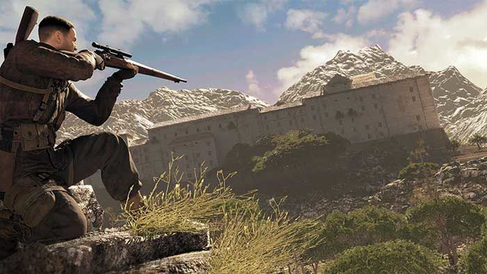 Jeux video : Sniper Elite 4 Mission Objectif #Führer en vidéo + #Precommande !
