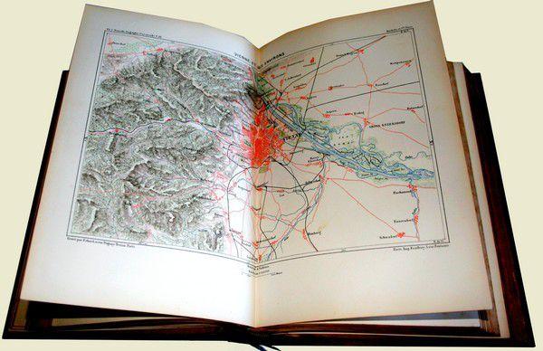 RECLUS (Elisée) - Nouvelle géographie universelle. La terre et les homme - L'Europe centrale (Suisse, Austro-Hongrie, Allemagne)