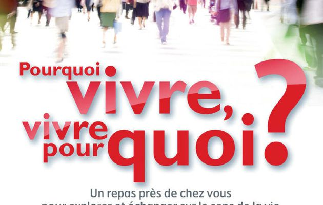Soirées partage - Foi / Parcours Alpha