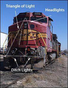 Pour cette nouvelle année 2021 des ditch-lights sur une switcher