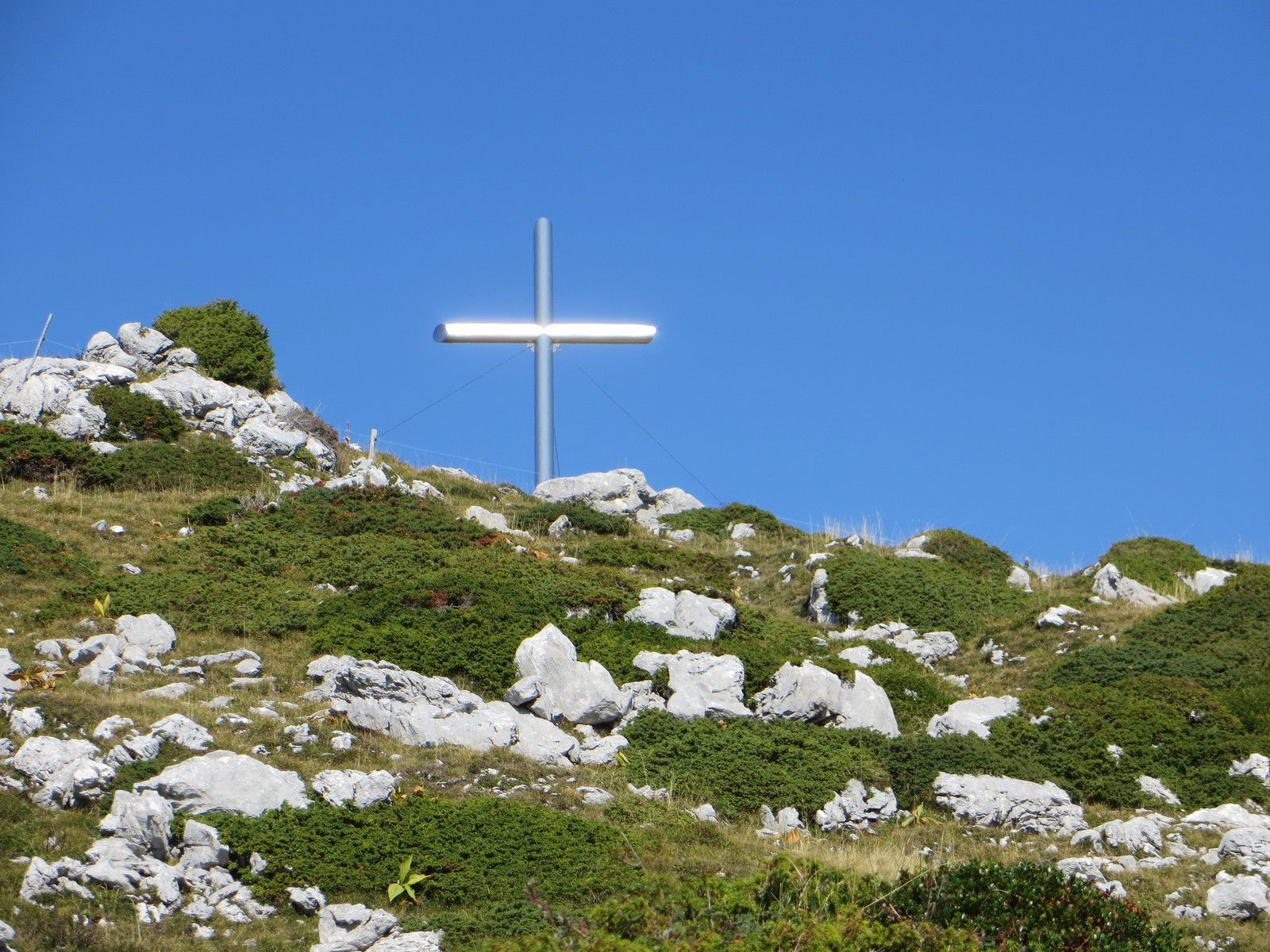 Croix de Rossanaz 1875m