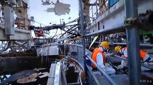 Aux travailleurs de Fukushima