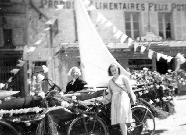 Album - le village de Pierrefonds (Oise), le bouquet provincial