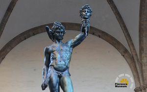 Benvenuto Cellini Perseo e Medusa