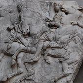 Parthenon - Frises - LANKAART