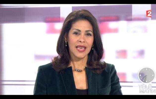 [2012 10 26] SOPHIE GASTRIN - FRANCE 2 - LE JOURNAL @07H30