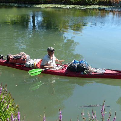 Mes balades en kayak