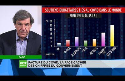FACTURE DU COVID : la face cachée des chiffres du gouvernement [La chronique de Jacques Sapir]