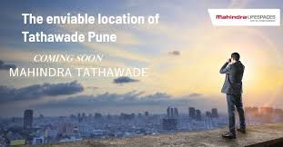 Luxury living for your small family at Mahindra Tathawade, Pune