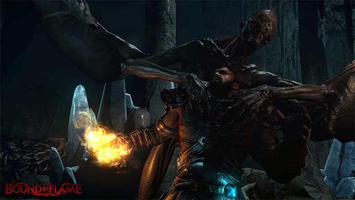 Jeux video: Les héros de Bound By Flame en images !