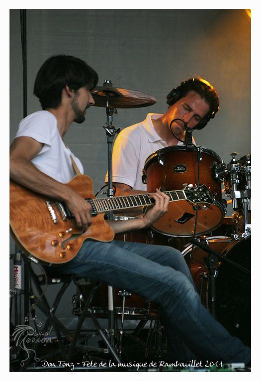 Album - Don Tony - fete de la musique de Rambouillet 2011